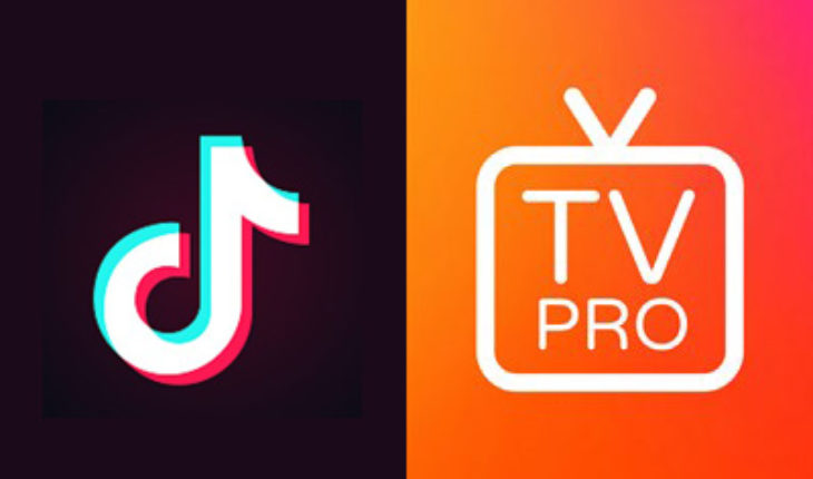 Tik Tok e IGTV Player