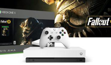Xbox One X Edizione Speciale Robot White