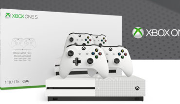 Xbox One S da 1 TB con 2 controller wireless