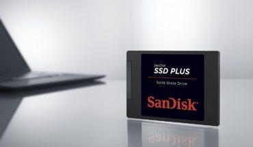 SSD SanDisk Plus
