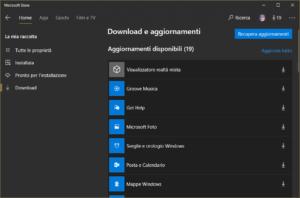 Update App - Errore 0x800B0100