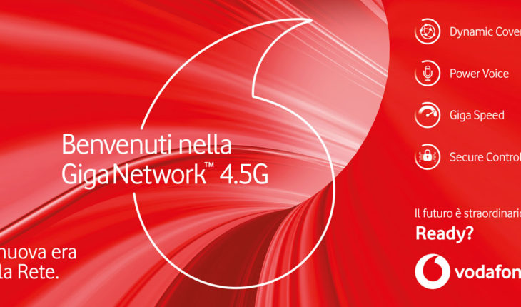 Giga Network 4.5G