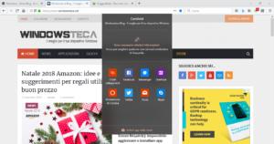 Firefox Condivisione Windows