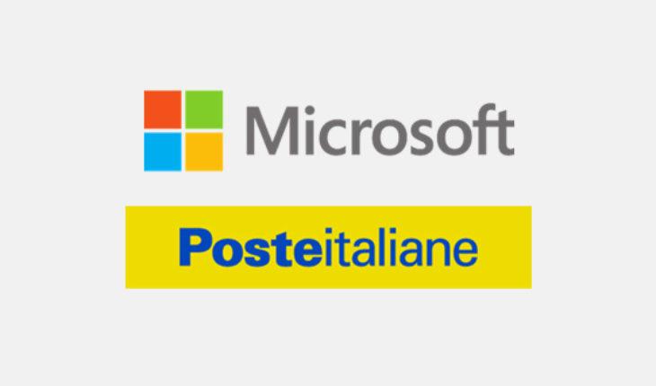 Microsoft e Poste Italiane