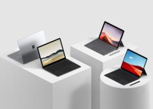 Nuovi Dispositivi Surface