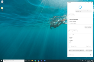 Cortana on Windows (Beta)