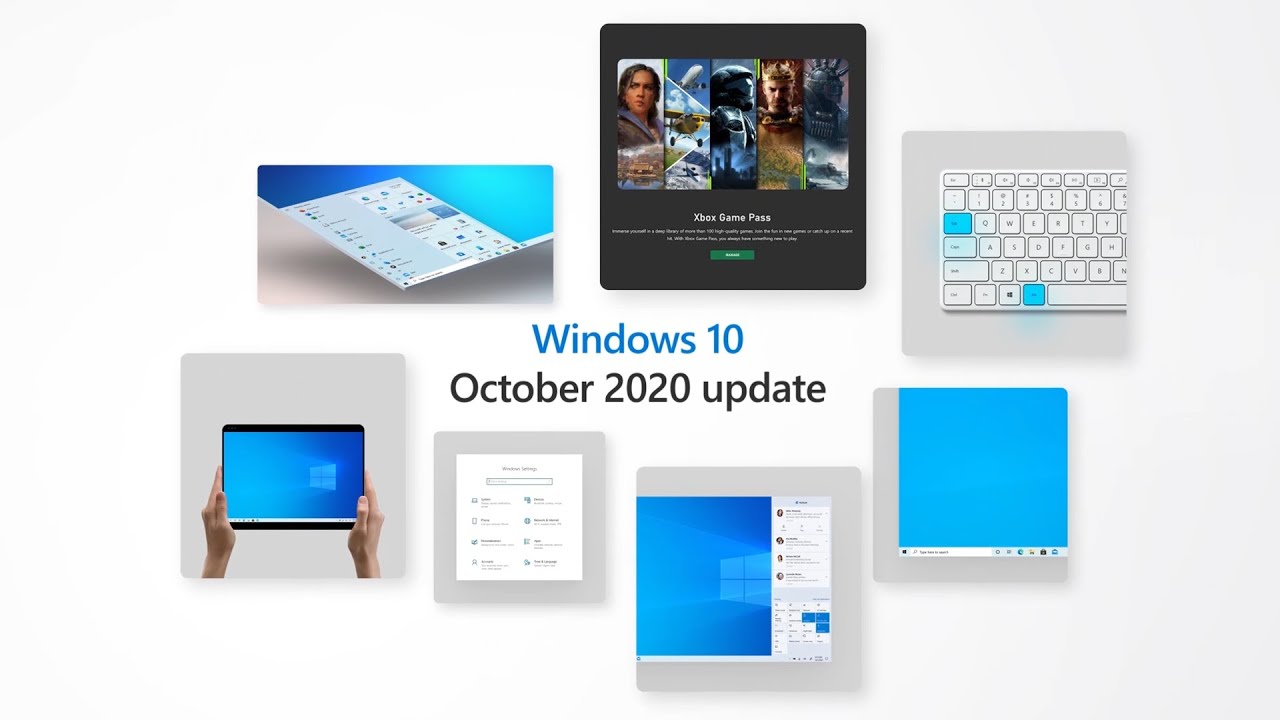 Microsoft avvia la distribuzione di Windows 10 October 2020 Update (novità e info utili) - Windowsteca Blog
