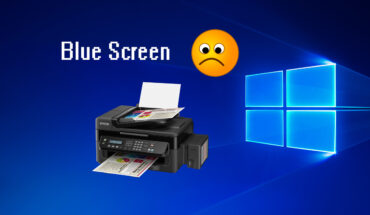 Blue Screen di Windows